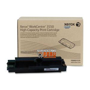Toner Xerox 3550 106R01531, Cartucho de toner de alta capacidad Xerox, compatible con WorkCentre 3550, MODELO 106R01531