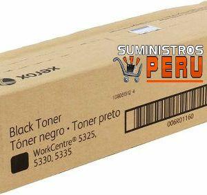 Toner Xerox 5330 006R01160 , toner xerox 5330 original, Cartucho de tóner DMO-Sold XEROX (006R01160), compatible con WorkCentre 5325/5330/5335, color negroCartucho de tóner DMO-Sold XEROX (006R01160), compatible con WorkCentre 5325/5330/5335, color negro
