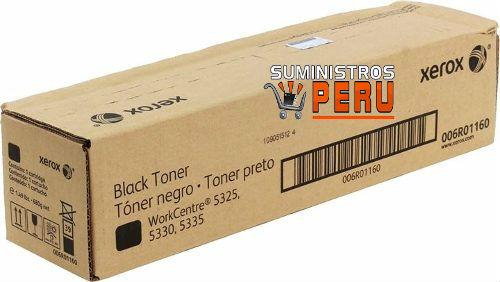 Cartucho De Toner Xerox 5330 006r01160 Negro Suministros