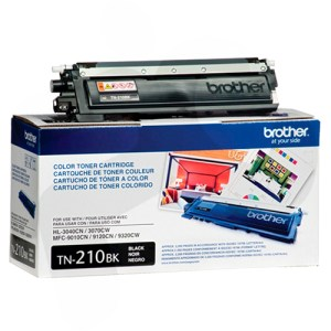 TONER BROTHER TN210, CARTUCHO DE TONER BROTHER TN-210 NEGGRO ORIGINAL,