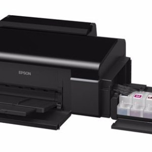 IMPRESORA EPSON MULTIFUNCIONAL L220, Multifuncional de tinta continua Epson L220, imprime/escanea/copia, USB 2.0.
