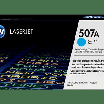 TONER HP 507A CYAN CE401A