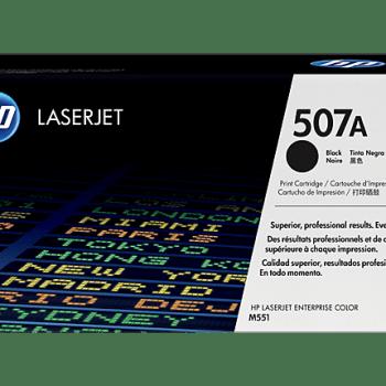 Toner HP 507A Negro ce400a