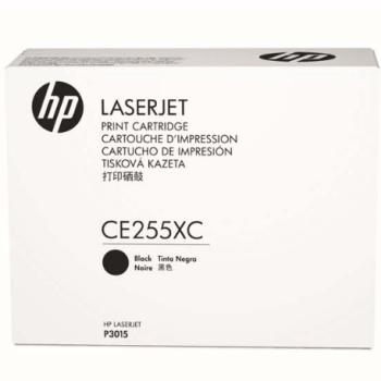 TONER HP CE255XC
