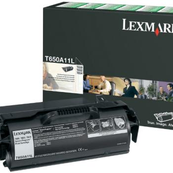 TONER LEXMARK T650A11L