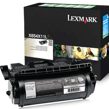 TONER LEXMARK X654X11L