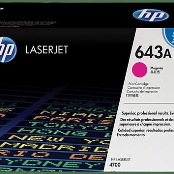 TONER HP 643A MAGENTA Q5953A