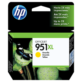 Tinta HP 951XL Yellow CN048AL