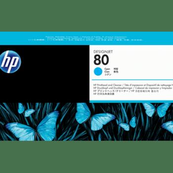 Cabezal HP 80 C4821A Cyan