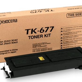 Toner Kyocera TK-677