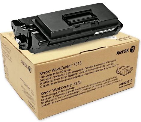 Toner Xerox 3325 106r02310 5 000 P 225 Ginas Suministros Peru