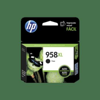 Tinta HP 958xl Negro L0R41AL