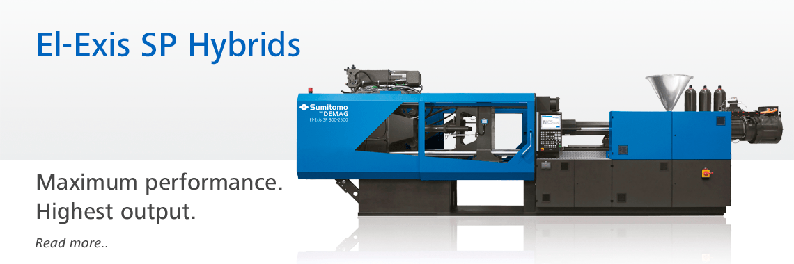 Sumitomo (SHI) Demag – Injection molding machinery