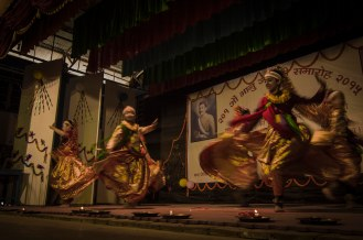 During Holidays special cultural events are held. One of them being 'Bhanu Jayanti'.