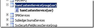 Create Your First Custom Service [AX 2012] (6/6)