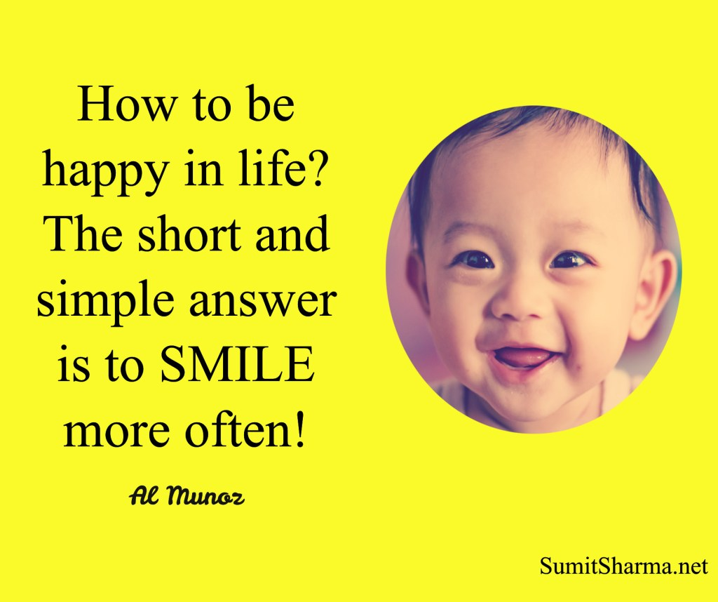 Smile: A True Blessing