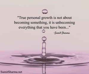True Personal Growth