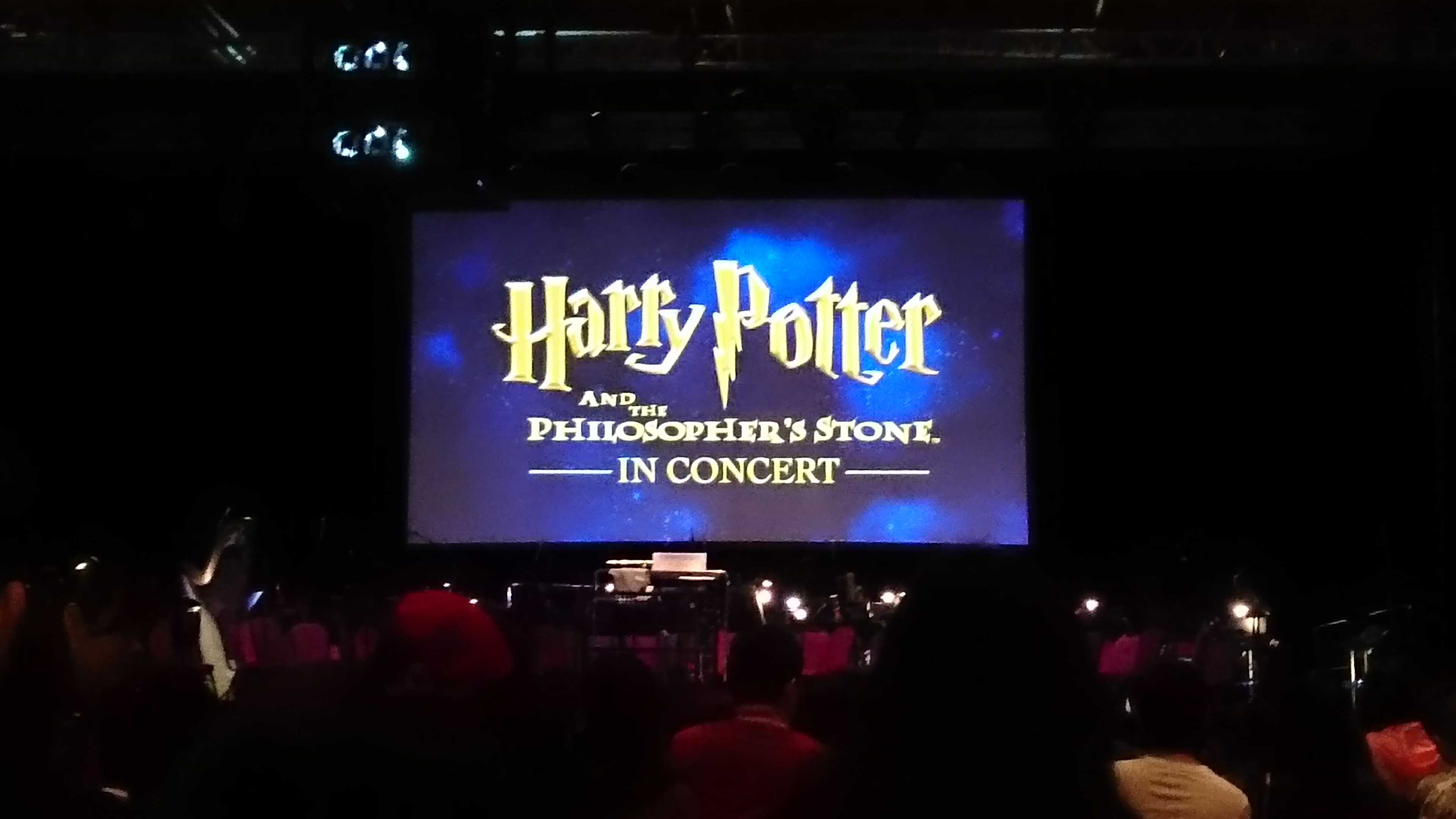 Harry Potter and the Philosopher Stone in Concert