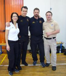 Florian Lahner CQC Combatives Corpi Speciali Kali Difesa Personale