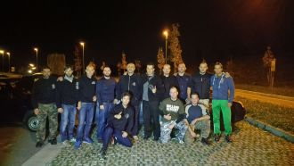 CQC Combatives Night Combatives CQC CQB H2H Corpi Speciali Special Force