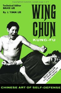 James Yimm Lee book Wing Chun