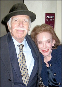 David Brown and Helen Gurley Brown