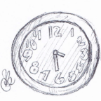 Charlie's Room: The Clock