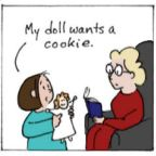 A Cookie for the Doll