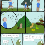 Isaac's Illustrated Adventure: Part Five