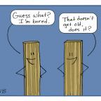 Wooden Humor