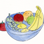 Flashback Friday: The Fruit Bowl