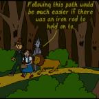 Iron Rods and Yellow Bricks