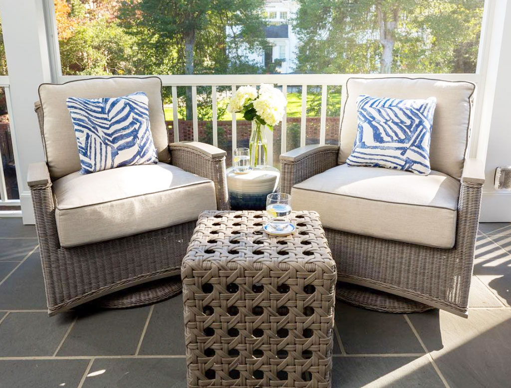 5 ways to maximize your small patio space