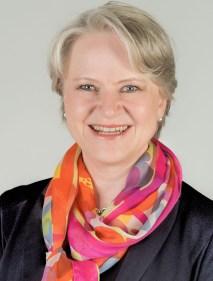 Helga Prazak Portrait