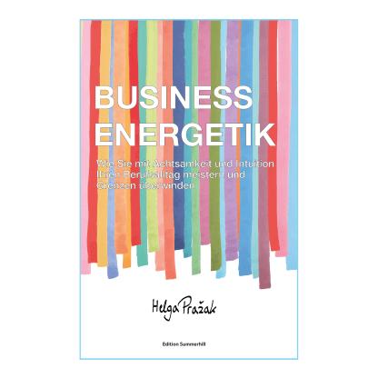 Du siehst das Cover von Business Energetik