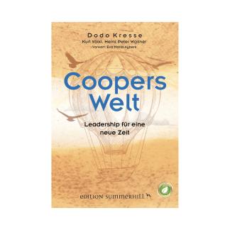 Das Cover von Coopers Welt