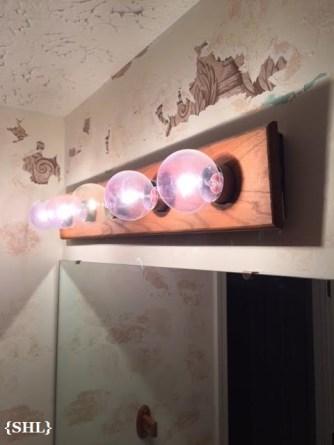 SHL Guest Bath light fixture