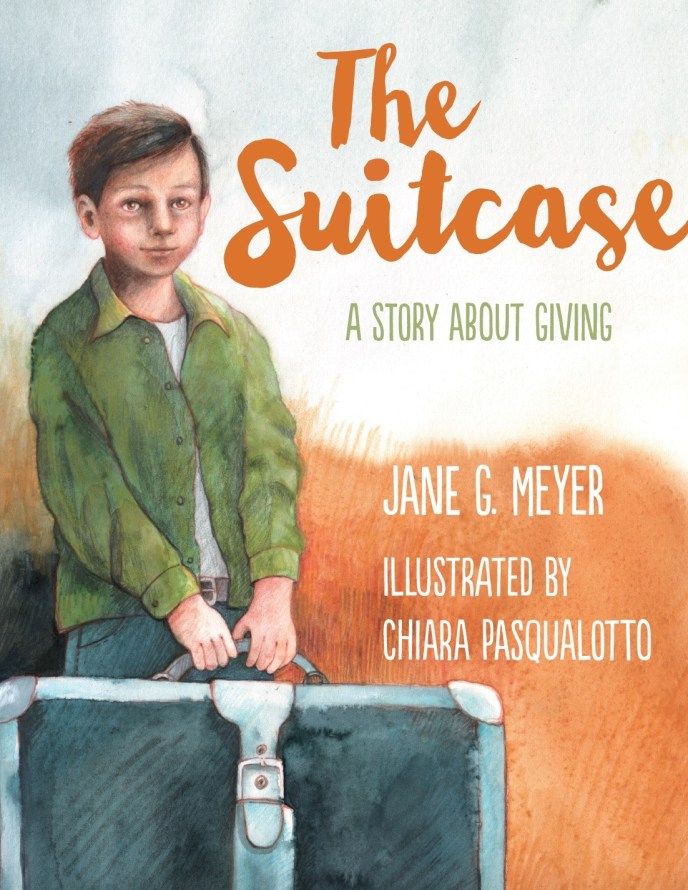 suitcase front cover