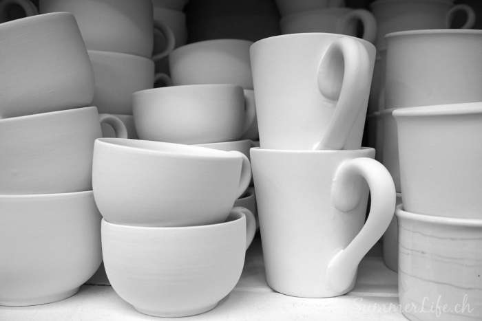 Keramikmalen-Rohlinge