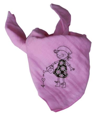 Nuscheli Flowergirl