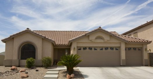 Experienced Exterior House Painting Las Vegas Nevada