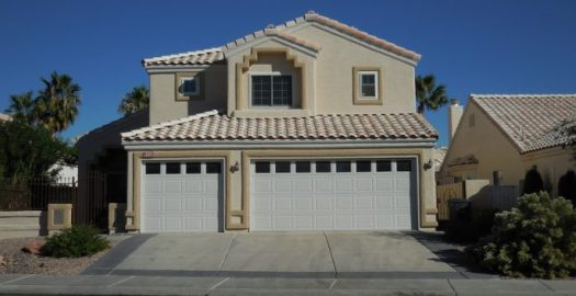 Exterior Painting By Certapro House Painters In West Las Vegas Nv