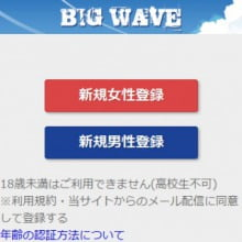 BIG WAVE スマホトップ