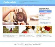 Insta-photo(インスタフォト) PCトップ