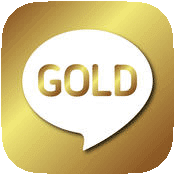 GOLDのアイコン画像