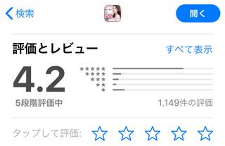 完熟トークの☆評価