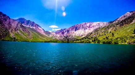 Convict Lake - Mammoth Lakes, CA.