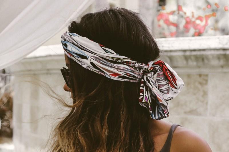 Summer of Diane Head Wrap Miami Style Blogger 11