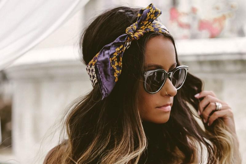 Summer of Diane Head Wrap Miami Style Blogger 16