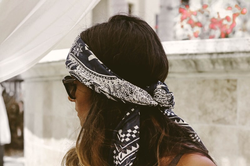 Summer of Diane Head Wrap Miami Style Blogger 3